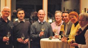 Besuch beim Weingut Schloß Eberstein
